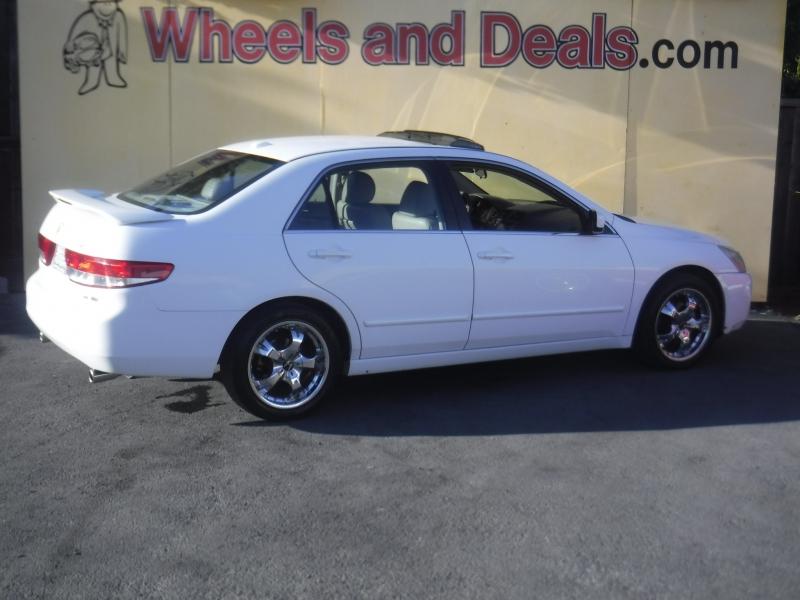 Honda Accord 2004 price $3,650
