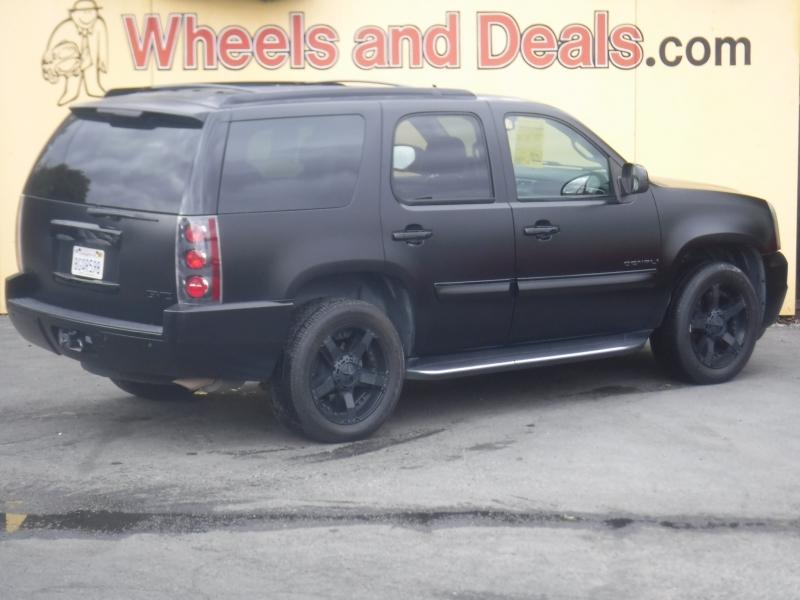 GMC Yukon 2007 price $8,750