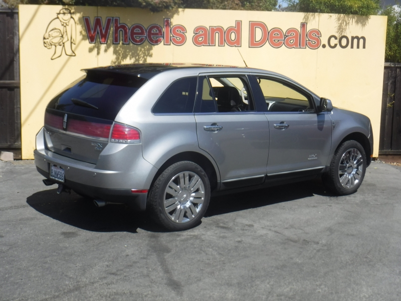 Lincoln MKX 2008 price $8,888