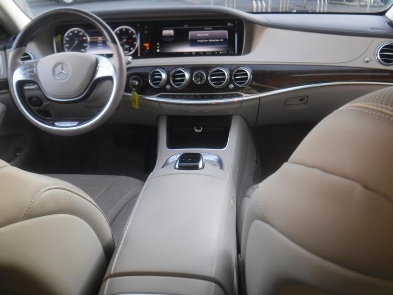 Mercedes-Benz S 2015 price $41,800