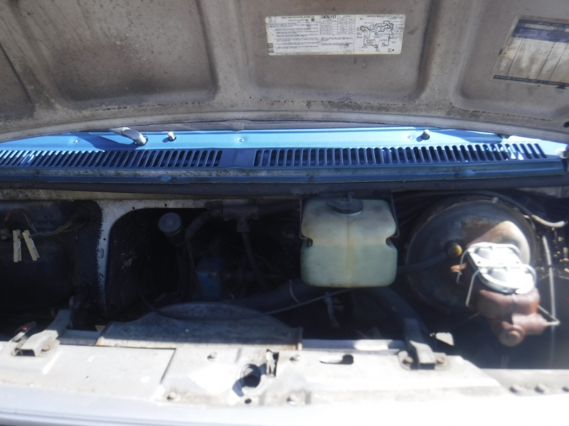 Chevrolet G20 1980 price $4,000