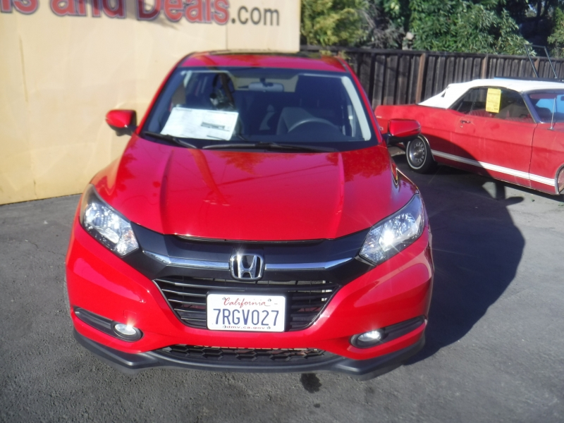 Honda HR V 2016 price $15,900