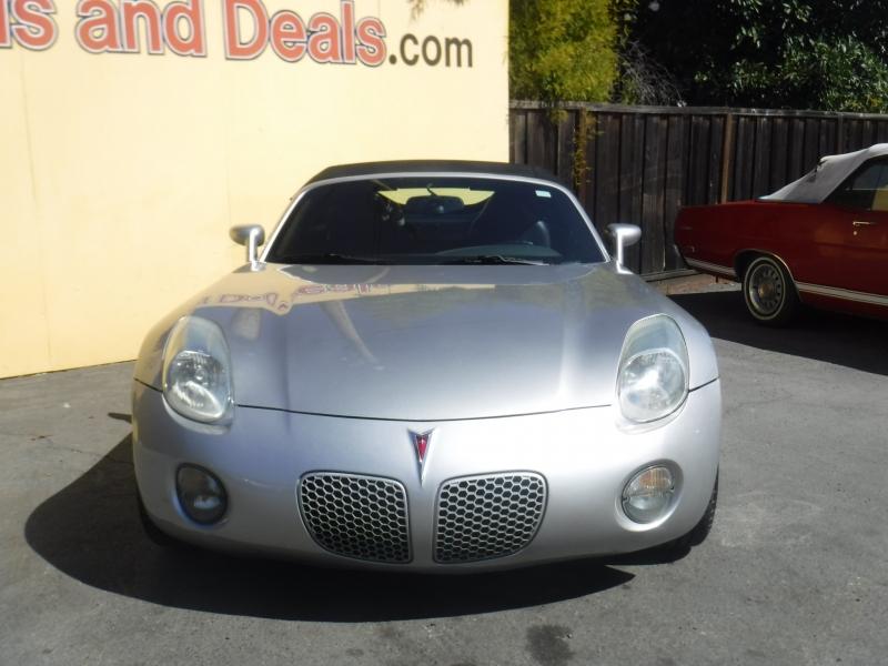 Pontiac Solstice 2007 price $6,850