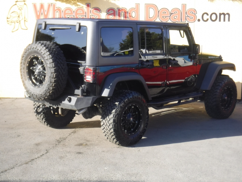 Jeep Unlimited 2015 price $37,995