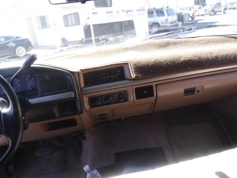 Ford F250 1993 price $6,850