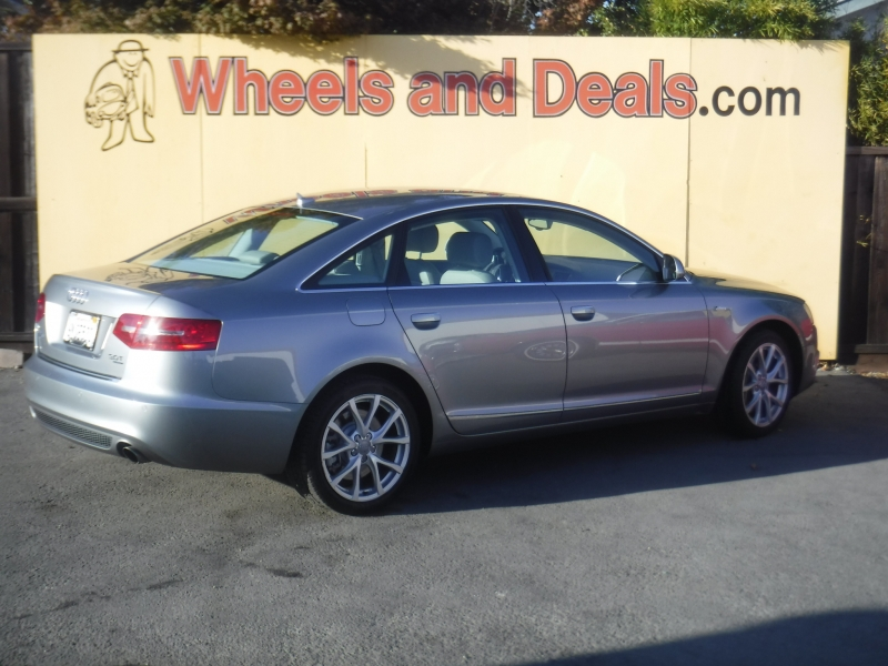 Audi A6 2011 price $10,999