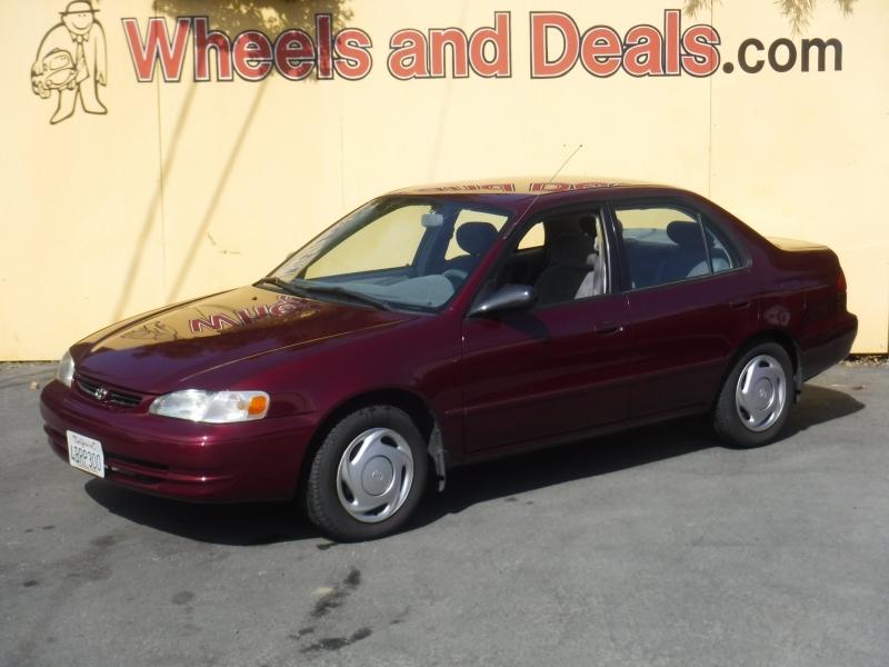 Toyota corolla 1998 price $3,500