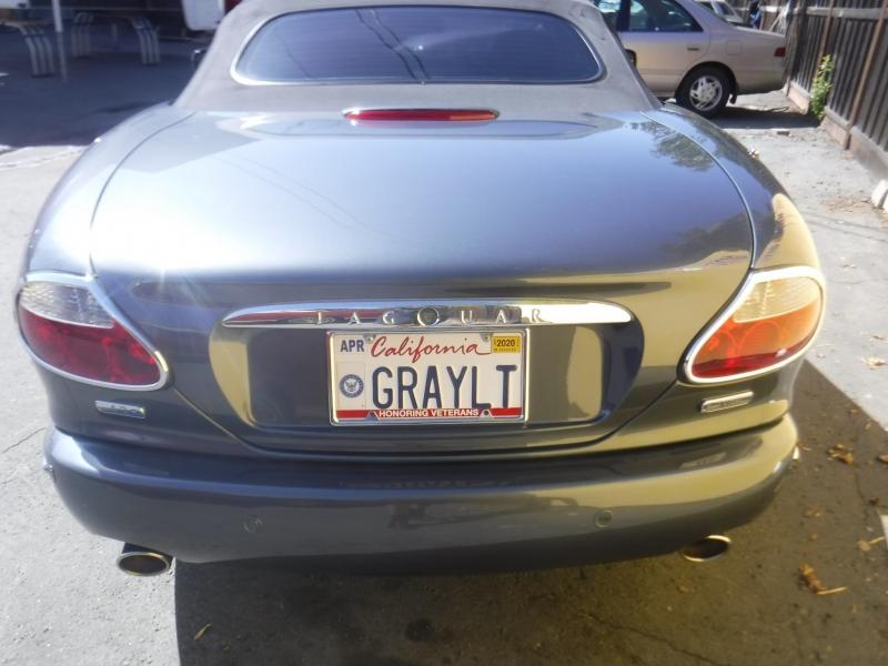 Jaguar xk8 2005 price $13,988