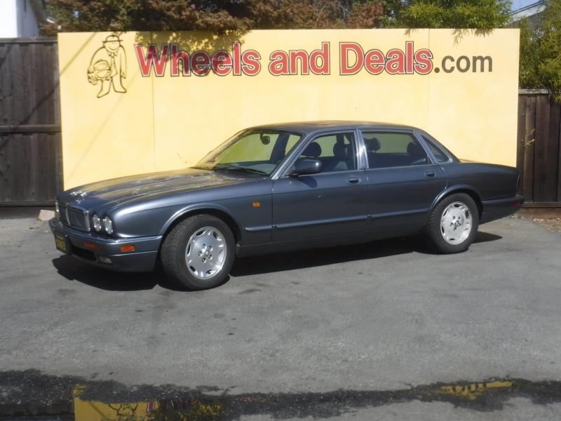 Jaguar XJ6 1997 price $2,150