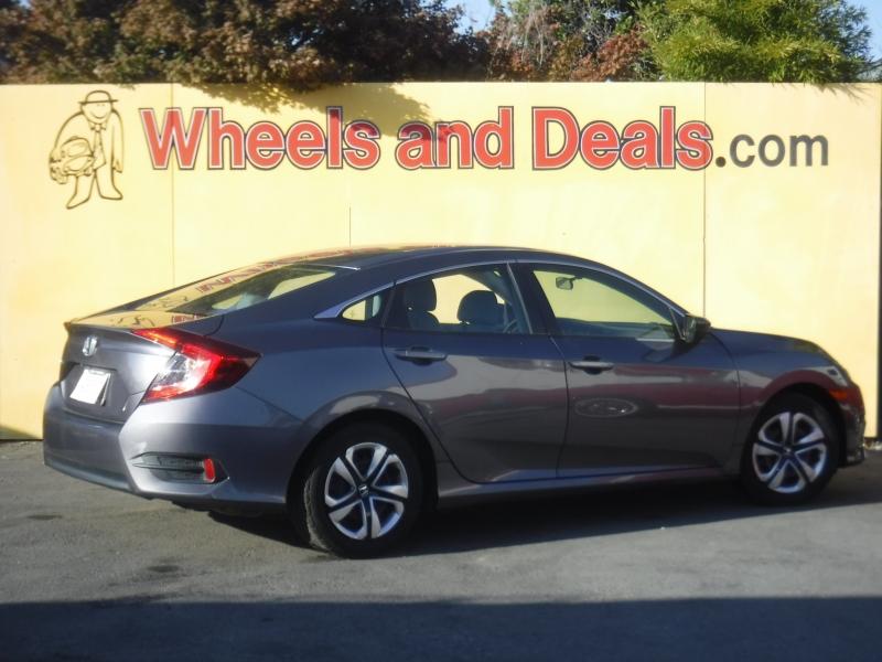 Honda Civic 2016 price $11,499