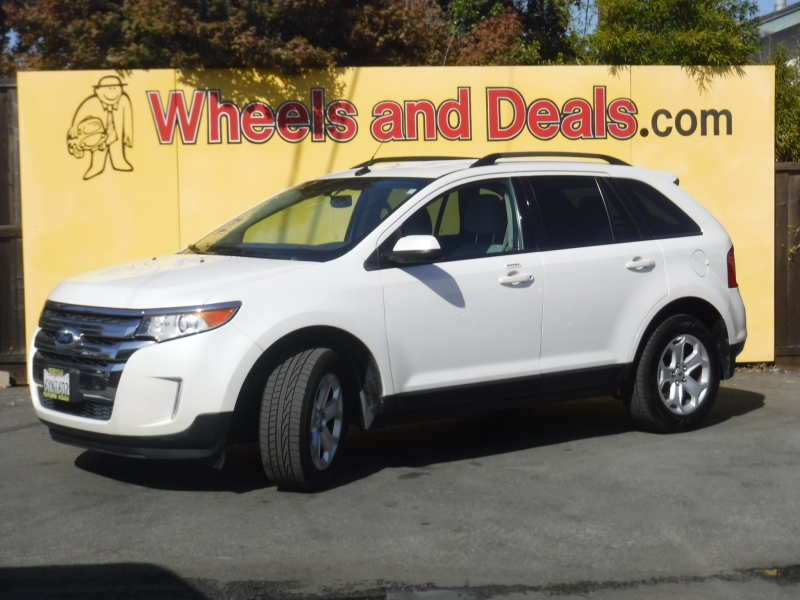 Ford Edge 2013 price $6,500