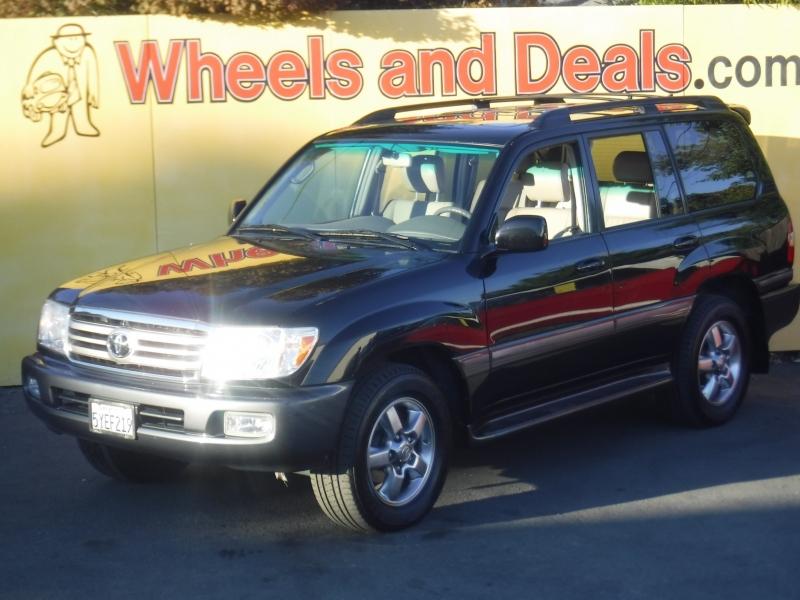 Toyota Land Cruiser 2007 price $15,000