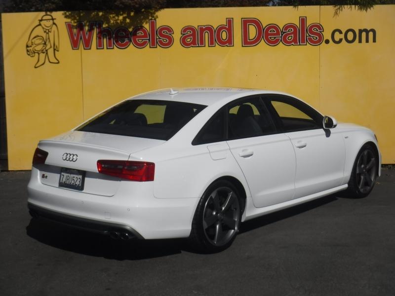 Audi S6 2015 price $32,900