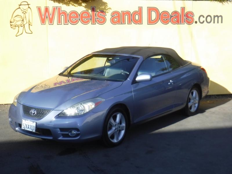 Toyota Solara 2007 price $6,850