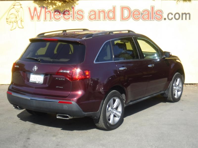 Acura MDX 2013 price $18,499