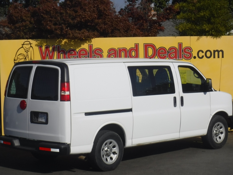 Chevrolet Express 1500 2014 price $11,995