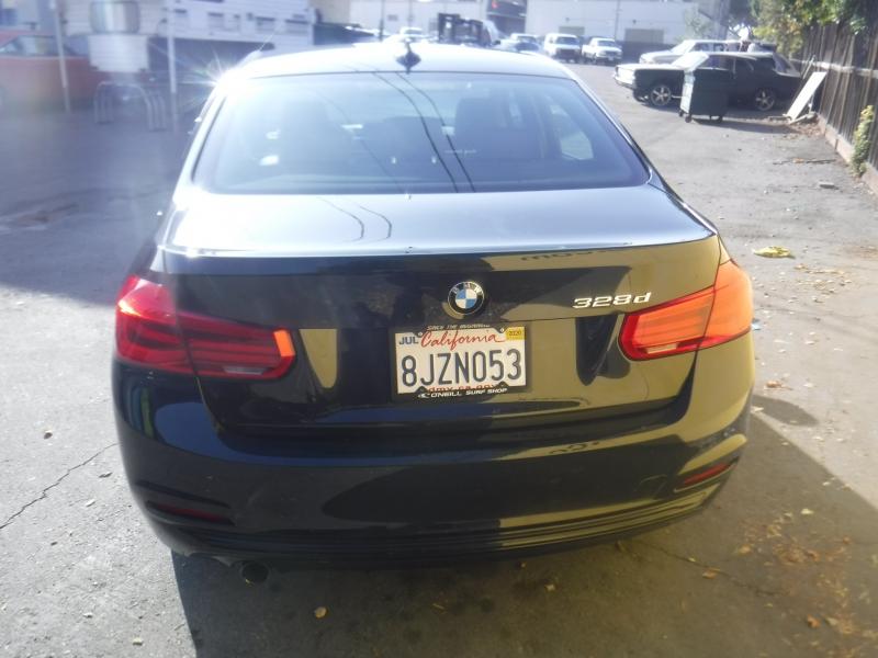 BMW 328d 2017 price $16,800