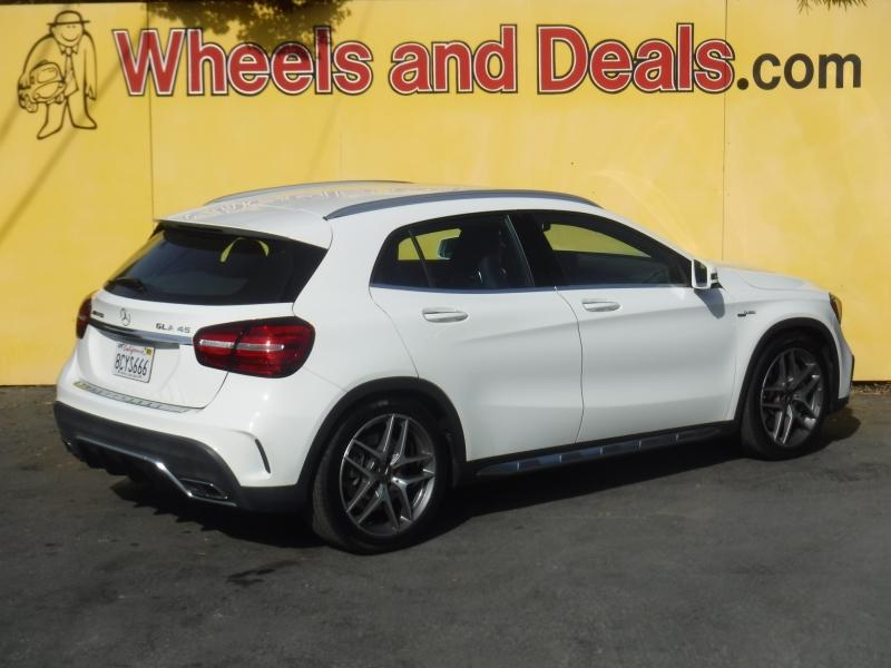 Mercedes-Benz AMG GLA 45 2018 price $46,999
