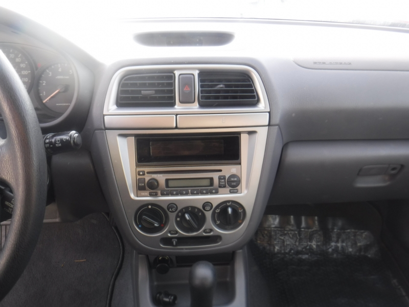 Subaru Impreza 2004 price $6,995