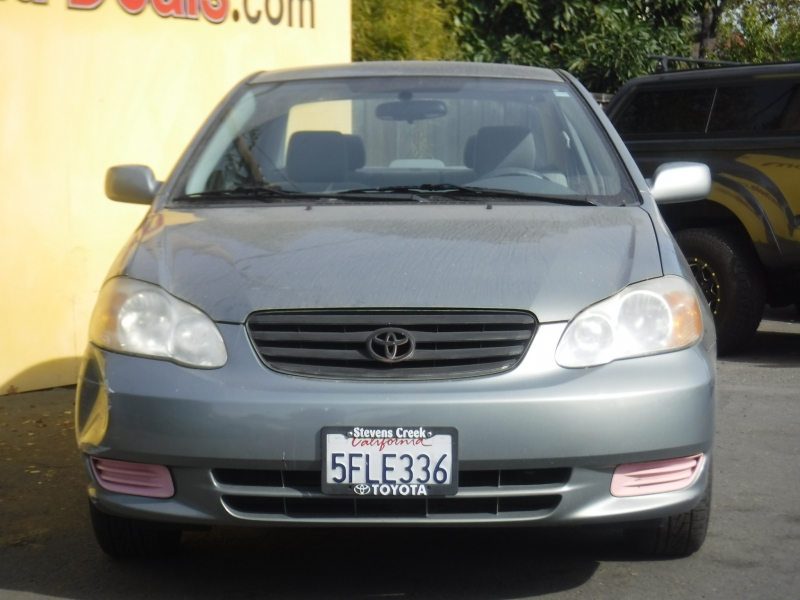 Toyota Corolla 2004 price $5,995