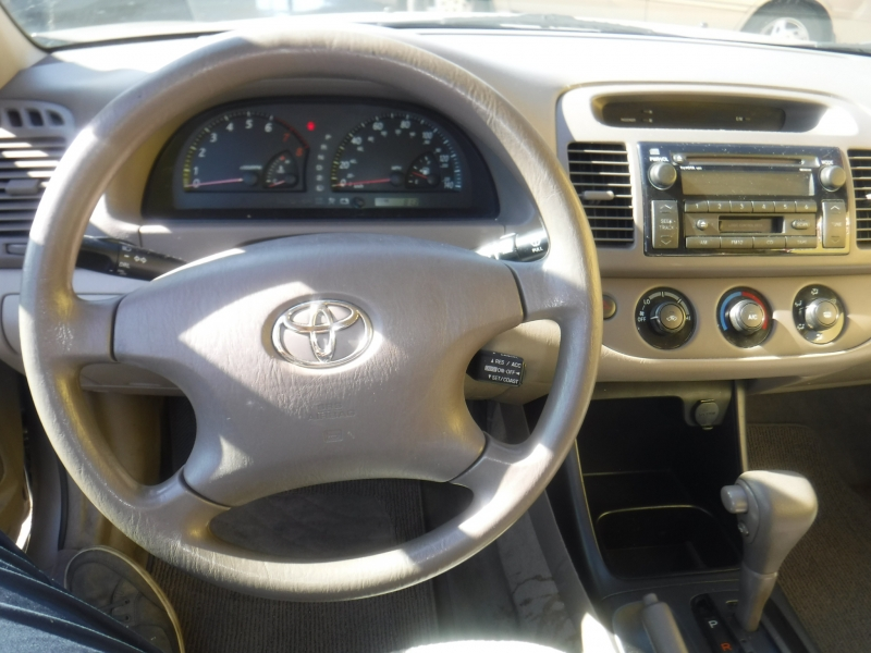 Toyota Camry 2003 price $3,650