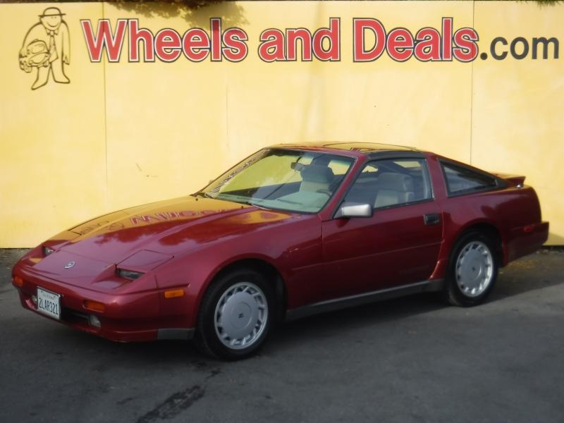 Nissan 300ZX 1988 price $6,750