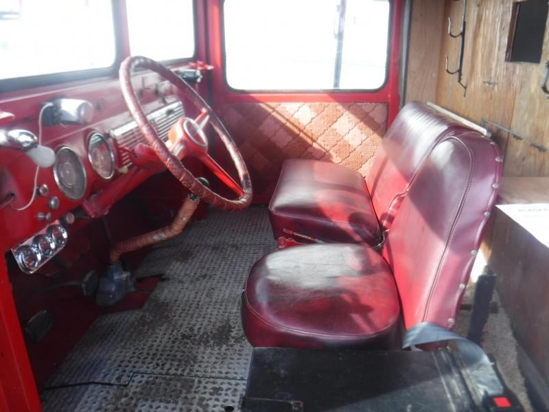 Chevrolet 4400 Railroad 1950 price $21,600