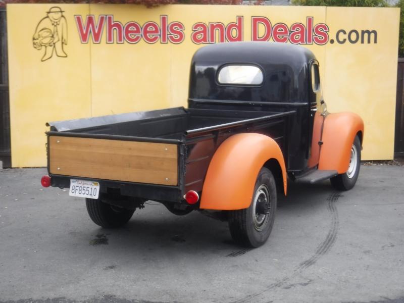International pick up 1945 price $26,000
