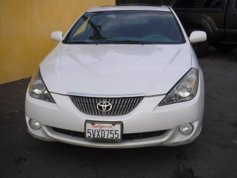 Toyota Solara 2006 price $1,999