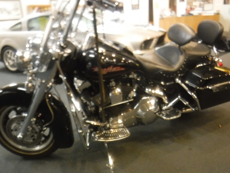 Harley Davidson Road King 2002 price $8,999