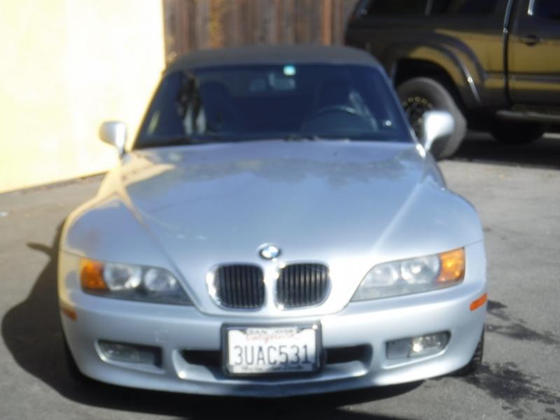 BMW Z3 1997 price $4,750