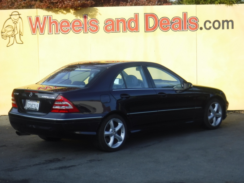 Mercedes-Benz C230 2005 price $4,999