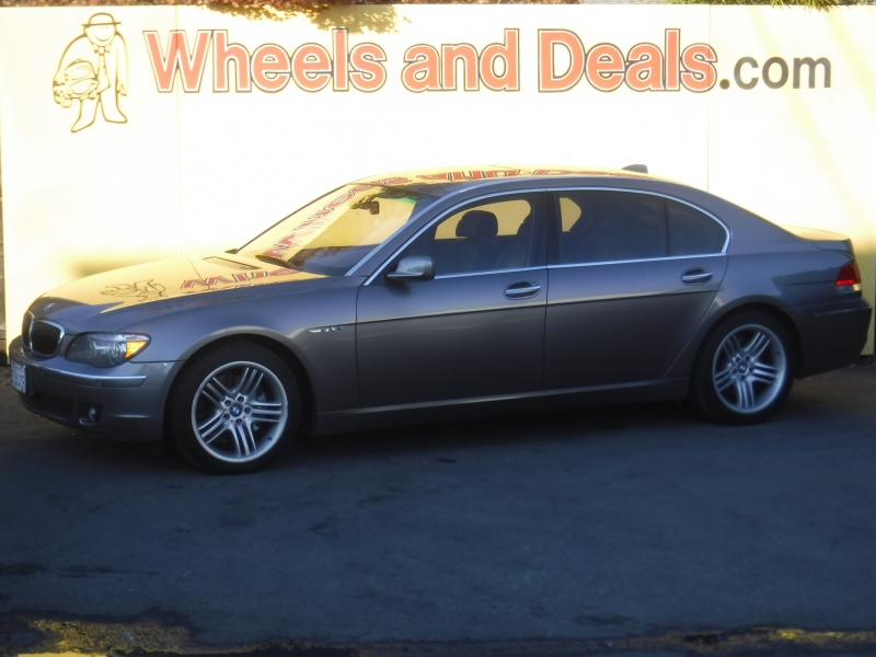 BMW 760 2006 price $8,450