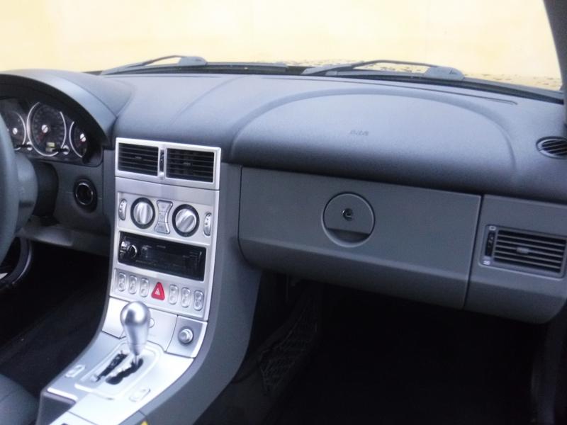 Chrysler Crossfire 2005 price $6,250