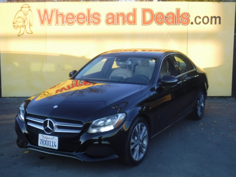 Mercedes-Benz C300 2016 price $18,800
