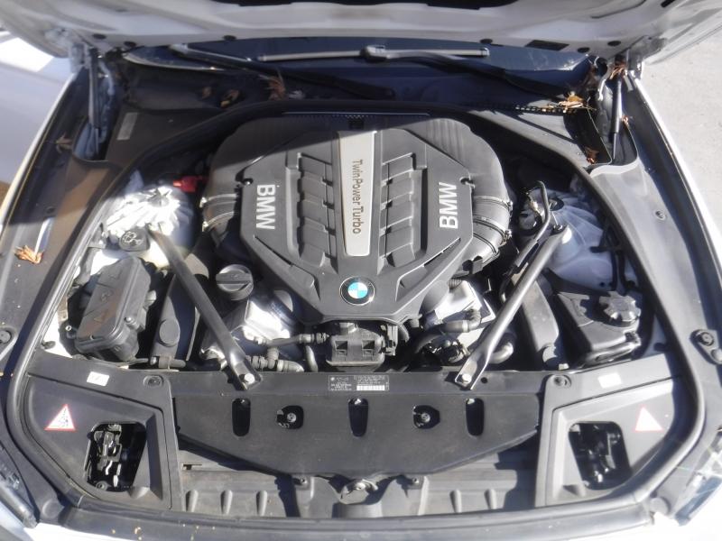 BMW 550i 2013 price $22,822