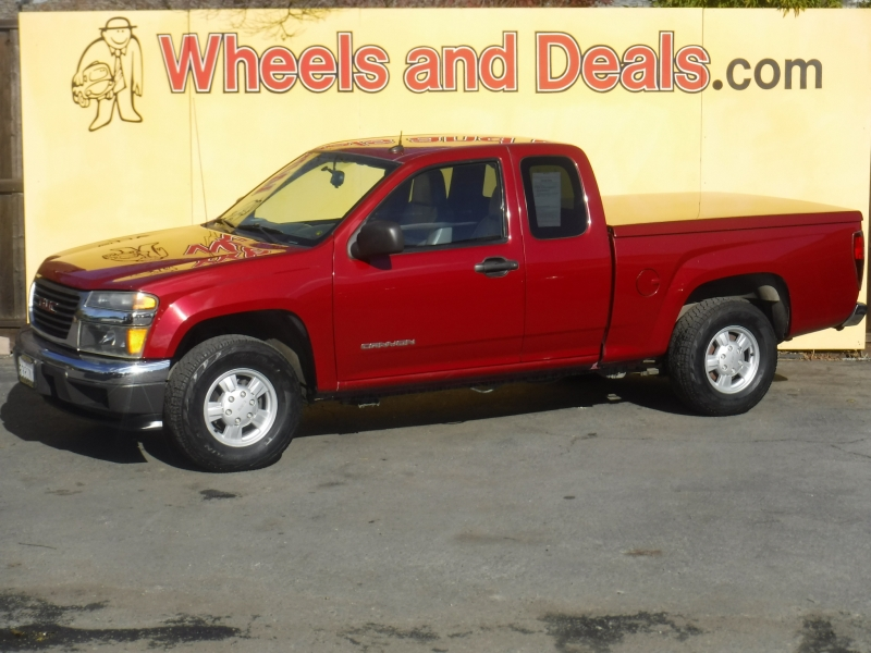 GMC canyon 2005 price $5,950