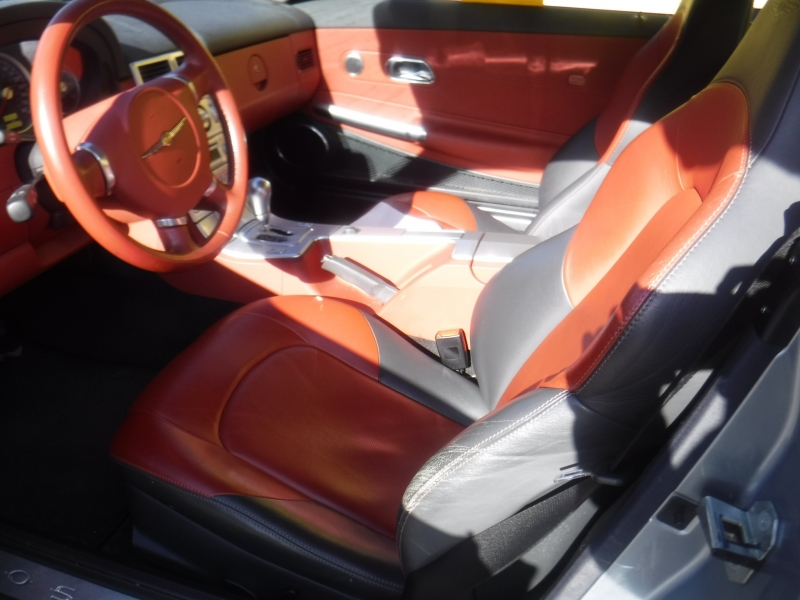 Chrysler Crossfire 2004 price $7,150