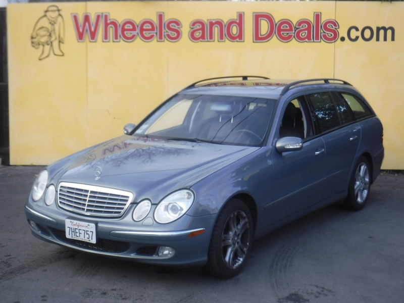 Mercedes-Benz E500 2005 price $6,400