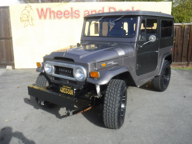 Toyota Land Cruiser 1969 price $19,500