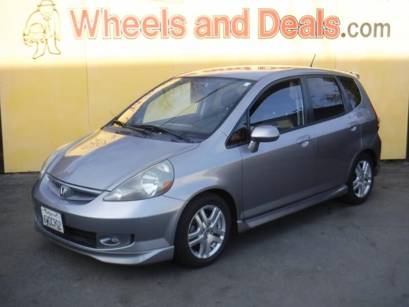 Honda Fit 2008 price $4,999