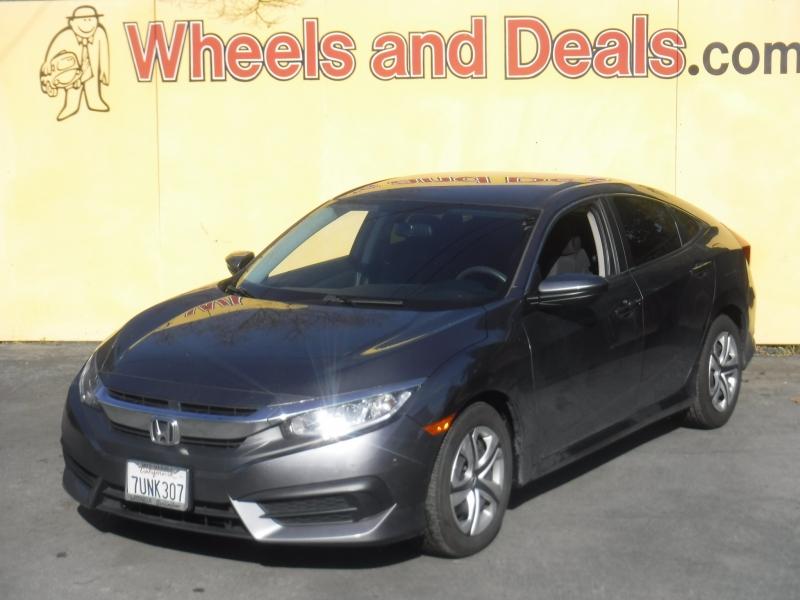 Honda Civic 2016 price $13,800