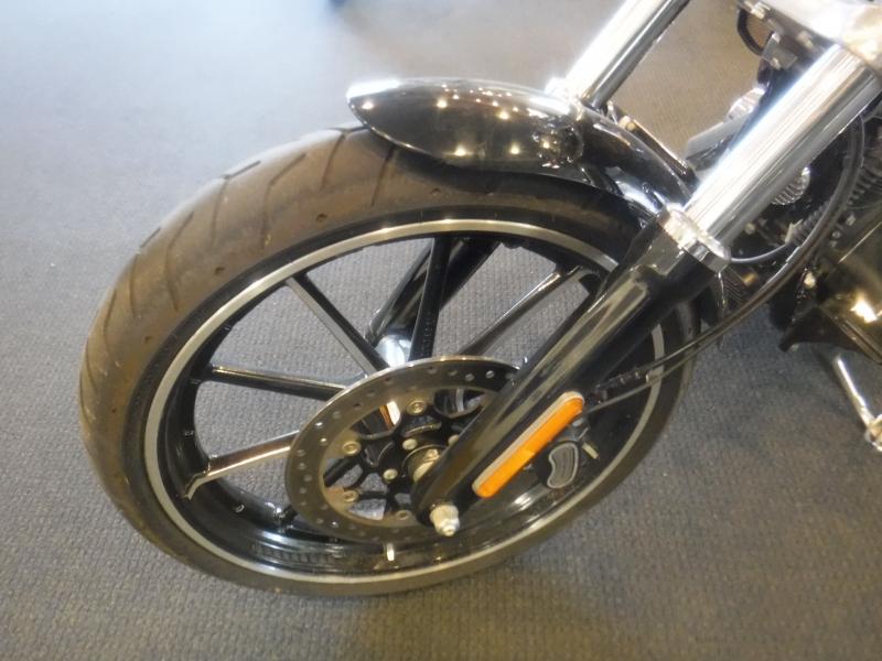 Harley Davidson Breakout 2016 price $16,000