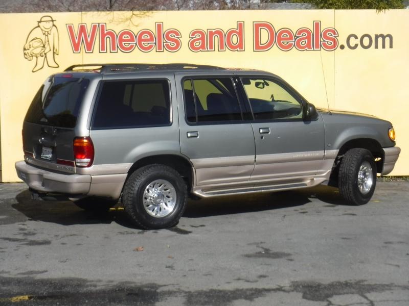 Mercury Mountaineer 2000 price $4,899
