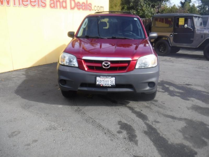 Mazda Tribute 2006 price $4,400