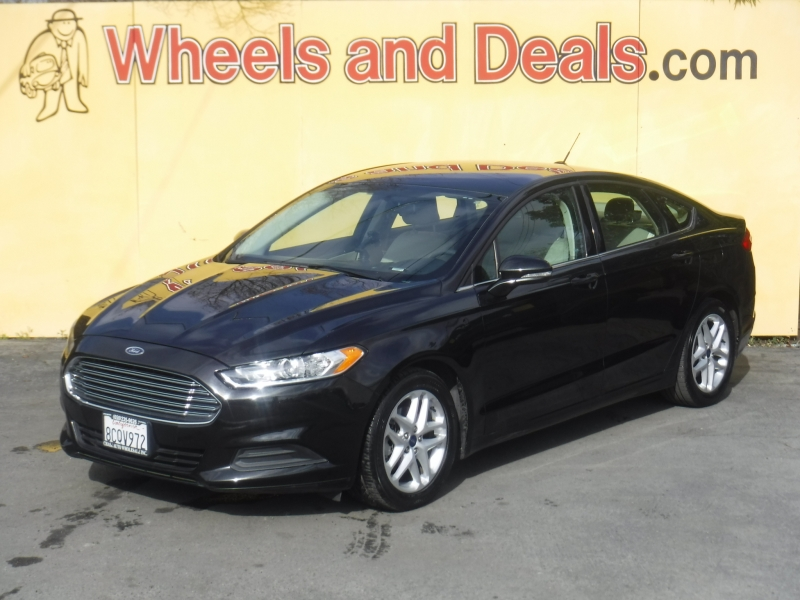 Ford Fusion 2015 price $9,750