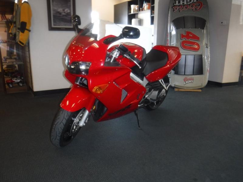 Honda VFR800 1998 price $4,850
