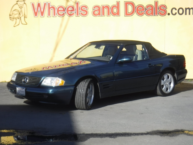 Mercedes-Benz Sl500 1999 price $5,995