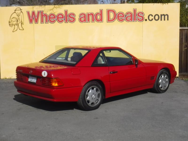 Mercedes-Benz SL500 1994 price $9,995