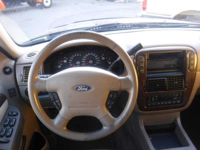 Ford Explorer 2004 price $4,850